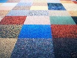 dean commercial carpet tile random assorted colors