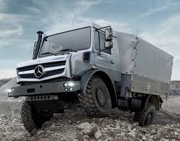 2014 Mercedes-Benz Unimog U4023 & U5023 - New Generation Of Off-Road ...