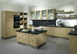 cuisine grise plan de travail bois cuisine grise avec plan de travail noir plan travail cuisine cuisine