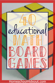 40 Of The Top Educational Math Board Games On Market Take Your Familygamenight
