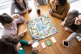 PHONE PHEVER IS A NEW FAST PACED AND FAMILY FRIENDLY PARTY BOARD GAME ITS PHONETASTIC PHUN