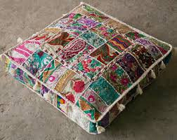Giant Bohemian Floor Pillows by Large Floor Pillows Etsy