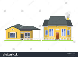 Cute Colorful Flat Style House Village Stock Vector 601473071 ... Design Styles Architecture Architect Interior Tampa Best Residential Home Contemporary Ideas Architectural Designs For Modern Houses Semi Detached West Grant Street Town Homes 10 Brands Of And Craftsman Style House Arabic Youtube Prefabricated Beautiful Modern House Design Custom Building Build Pros The New Hampton Four Bed Plunkett Minimalist With Japanese