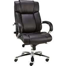 staples sonada bonded leather managers chair fixed arm black