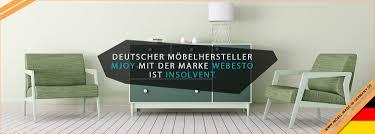 deutscher möbelhersteller mjoy mit der marke webesto ist