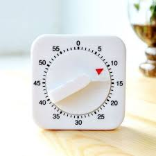 compte minute cuisine 60 minute cubique cuisine minuterie compte à rebours minuterie de