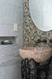 remarkable bathroom tile designs glass mosaic for home interior