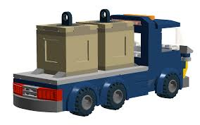 LEGO Ideas - Lego City-Scaled Cargo Truck 2017 Tagged Cargo Brickset Lego Set Guide And Database 60183 Heavy Transport City Brickbuilder Australia Lego 60052 Train Cow Crane Truck Forklift Track Remote Search Farmers Delivery Truck Itructions 3221 How To Build A This Is From The Series Amazoncom Toys Games Chima Crocodile Legend Beast Play Set Walmartcom Jangbricks Reviews Mocs Garbage 4432 Terminal Toy Building 60022 Review Future City Cargo Lego Legocity Conceptcar Legoland