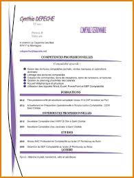 10 cv secretaire comptable lettre officielle