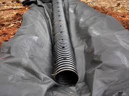 Perforated Drain Tile Pipe by 25 Beautiful Drainage Pipe Ideas On Pinterest Drainage