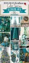 Grandin Road White Christmas Tree by Best 25 Teal Christmas Tree Ideas On Pinterest Teal Christmas