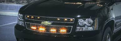 Amber LED Strobe Lights | Strobe Lights Online