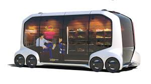 Toyota Working With Amazon, Uber To Develop Self-Driving Shuttle ...