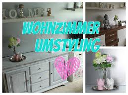 wohnzimmer umstyling streichen einrichten shabby chic vintage nicolettinisbeautylounge