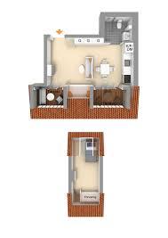 100 Attic Apartment Floor Plans Cozy Small Attic Apartment In Stockholm 32 Sqm
