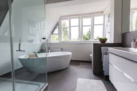 badezimmer modern style terratinta betontech grey matt