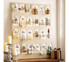HALLELUJAHS DIY Pottery Barn Inspired Ornament Advent Calendar