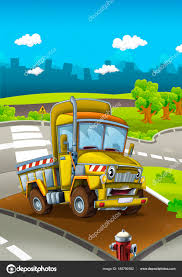 Cartoon Construction Truck Street City Illustration Children — Stock ... Cstruction Transport Truck Games For Android Apk Free Images Night Tool Vehicle Cat Darkness Machines Simulator 2015 On Steam 3d Revenue Download Timates Google Play Cari Harga Obral Murah Mainan Anak Satuan Wu Amazon 1599 Reg 3999 Container Toy Set W Builder Casual Game 2017 Hot Sale Inflatable Bounce House Air Jumping 2 Us Console Edition Game Ps4 Playstation Gravel App Ranking And Store Data Annie Tonka Steel Classic Toughest Mighty Dump Goliath