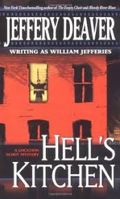 Fiction Book Review Hells Kitchen By Jeffery Deaver Author