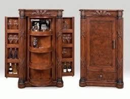corner bar cabinet foter