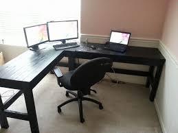 good wood for diy corner desk home design blog