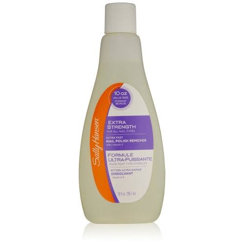 Sally Hansens Extra Strength Polish Remover - 10oz