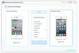 iPhone to iPhone Transfer Copy Files to iPhone without iTunes