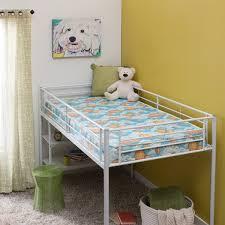 innerspace balloon bunk bed dorm room 5 inch twin xl size foam