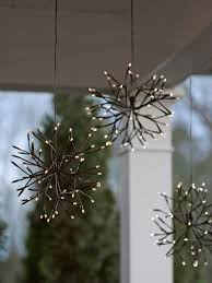 Lighted Branches LED Winter Branch Starburst Battery Operated