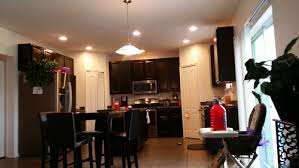 want to paint my kitchen that is connected to my living room i would