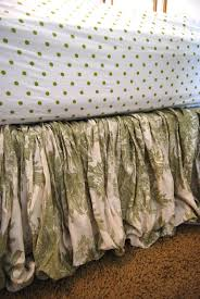 Box Pleat Bed Skirt by Home By Heidi Bed Skirt Not Sewn Just Scrunched Up Between