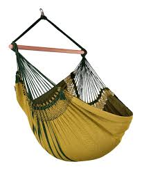 Siesta Brazilian Hammock Chair by La Siesta Gold Mares Reversible Handmade Hammock Chair Zulily