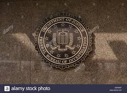 fbi bureau of investigation seal of the federal bureau of investigation fbi on the j edgar