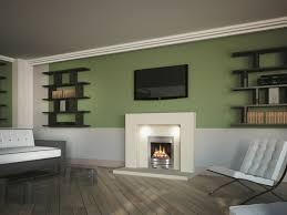 wandgestaltung wohnzimmer mutige und moderne wahl