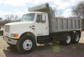 1990 International 4900 Dump Truck | Item F2569 | SOLD! Apri...