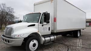 2009 INTERNATIONAL 4300 For Sale In Grand Rapids, Michigan ...