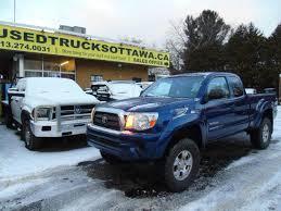 100 Toyota Tacoma Used Trucks 2007 Ottawa