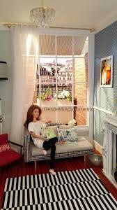 Barbie Living Room Furniture Diy by 25 Unique Barbie Diorama Ideas On Pinterest Diy Barbie