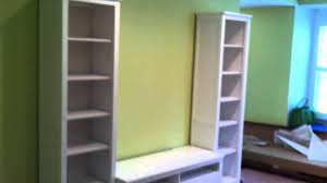 Ikea Brusali Wardrobe Assembly Video by Ikea Hemnes Tv Stand Assembly Service Video In Chevy Chase Md By