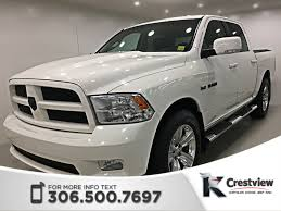 Used 2009 Dodge Ram 1500 Sport Crew Cab | Leather | Sunroof Crew Cab ...