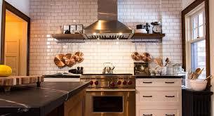 Subway Tile Backsplash For Kitchen Design Ideas With Subway Backsplashes And Different Countertops