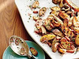 Grilled Fingerling Potato Salad Recipe