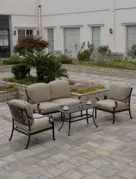 Cast Aluminum Outdoor Sets by Cast Aluminum Patio Furniture Cast Aluminum Outdoor Furniture
