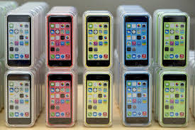 Is the iPhone 5c struggling to sell Wal Mart cuts price to $45