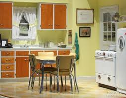 1946 Merillat Kitchen On Display At 2014 And Bath Industry Show KBIS