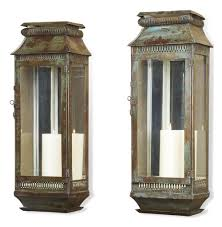 product 4763 lantern wall sconce bronze lantern style candle wall