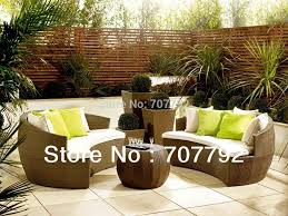 Broyhill Outdoor Patio Furniture by Outdoor Deep Seating Terra Patio Garden Teak Furniture Curved