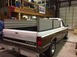 100 Ford Truck Beds Pickup SideboardsStake Sides Super Duty 4 Steps With
