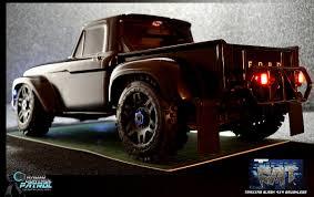 Tamiya Midnight Pumpkin Black Edition by Custom Rc Cars Tamiya Bruiser Scaler With Custom True Flame