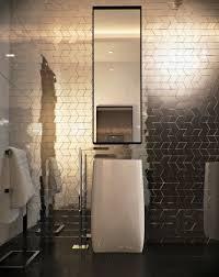 Bathroom Mosaic Mirror Tiles by Moroccan Style Interior Design
